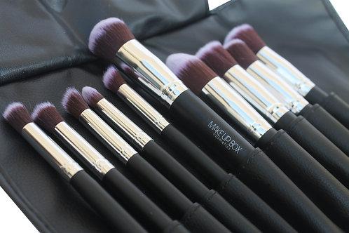10 Brush Kabuki set
