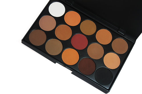 15 mineral eyeshadow Mattisimo