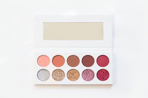 Ultra shimmery palette