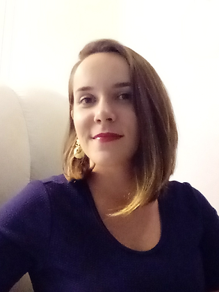 Psicóloga Fernanda Lima Rodrigues