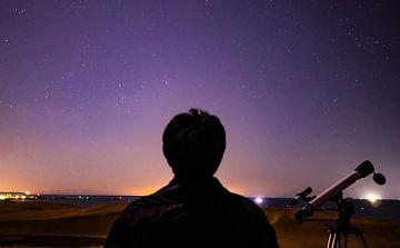 星空観測ナイトツアー