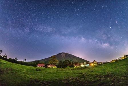 <NEWS!>都道府県レベルで初となる「鳥取県星空保全条例」が成立!