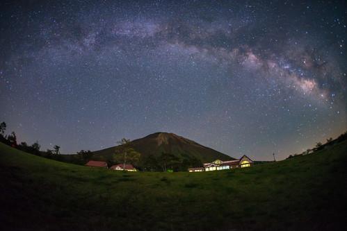 「鳥取を見守る星たち」星取県フォトコンテスト優秀作品