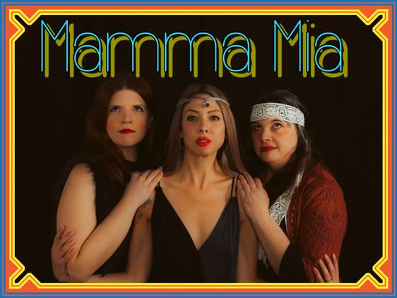 Donna in Mamma Mia