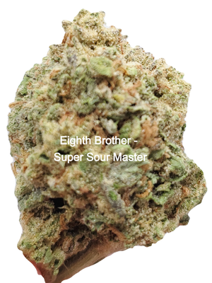 Eighth Brother - Super Sour Master