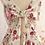 Thumbnail: Floral bow dress