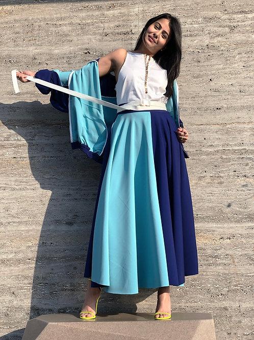 bomber skirt
