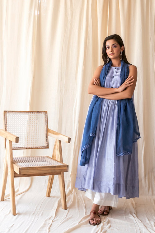 Shades of blue kurta set