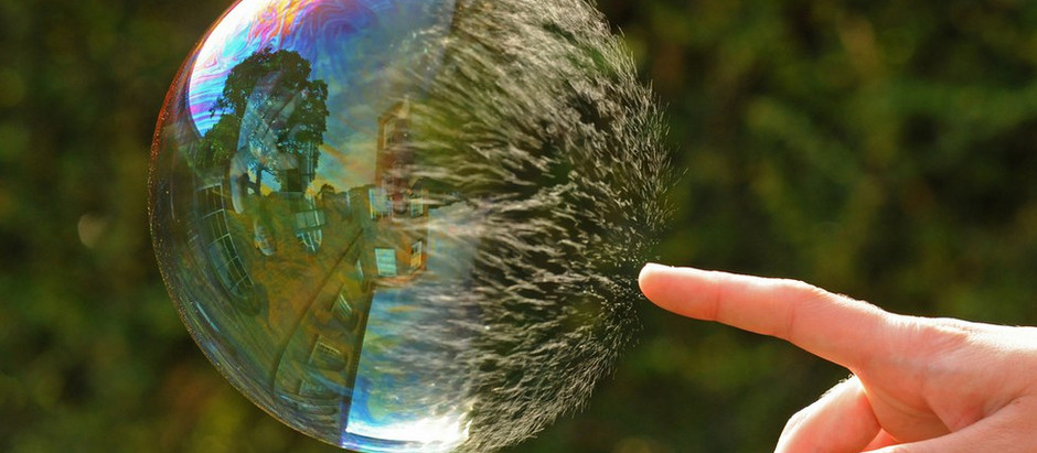 """Taking our Welcome """"Out There"""": Breaking out of the Christian Bubble"""