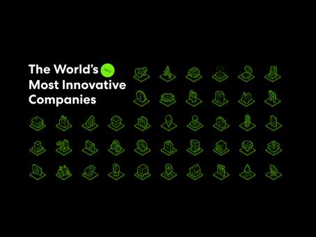 2021 全球最创新企业榜单出炉!Shopify 名列第三,Netflix 挤进前 10 名