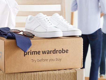 趋势观察|Amazon 推出男装穿搭订阅服务,每月RM20元就有造型师配到好!背后布局什么策略?