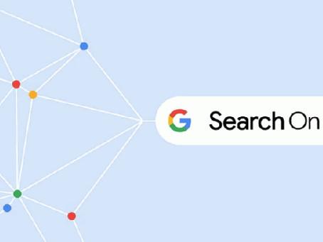产品更新|Google Search 新功能!走音也能找到歌、开 Google Map 可看餐厅人潮