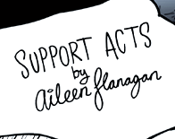 Support Acts Web Series | DoodleBug Images Ltd.