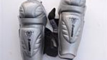 USED Franklin THT Youth Shin Pads (Good Condition)