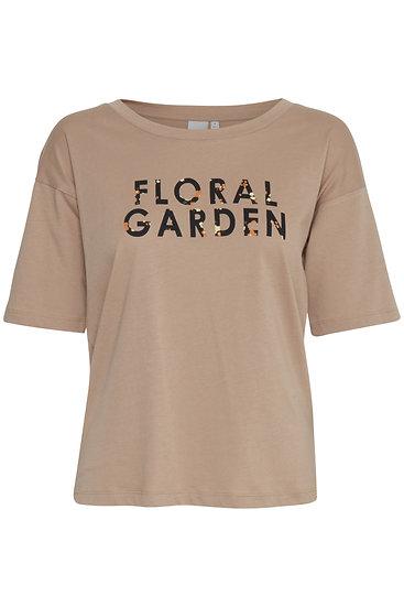 """ICHI Shirt """"Floral Garden"""""""
