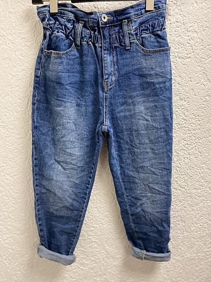 Heimatliebe Paperbag Jeans