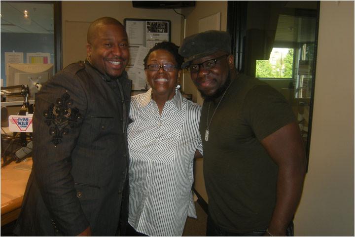 Larry Callahan & Stephen Anderson on WJLB Deborah Smith-Pollard Show 9-18-11