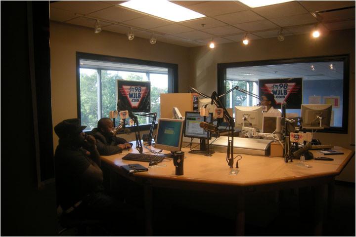 Larry Callahan & Stephen Andeson at WJLB on Deborah Smith-Pollard Show 9-18-11