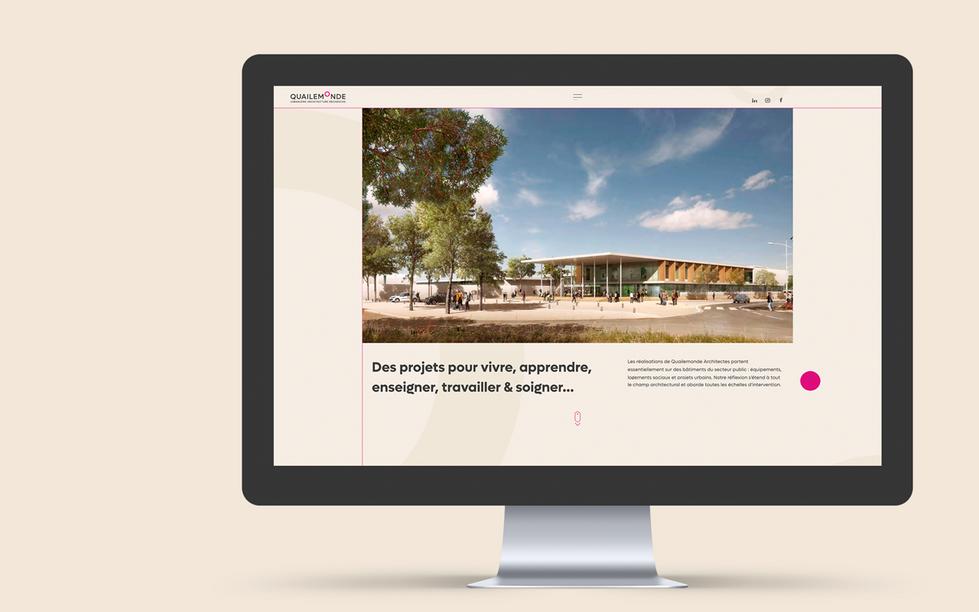 Studiowam réalise le nouveau site intern