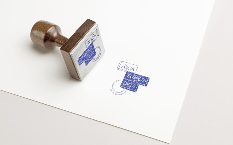 studiowam-aquabusiness-days-logo-deisgn-montpellier