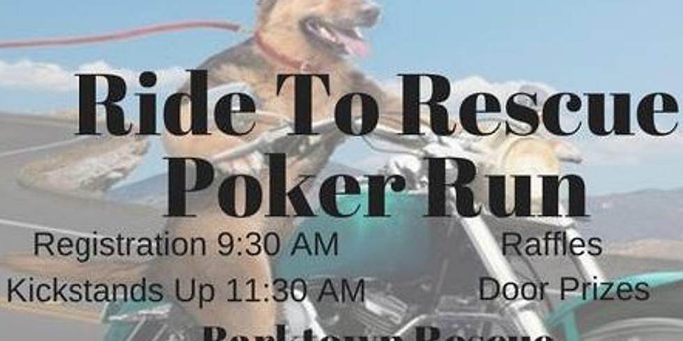 4th Annual Ride to Rescue