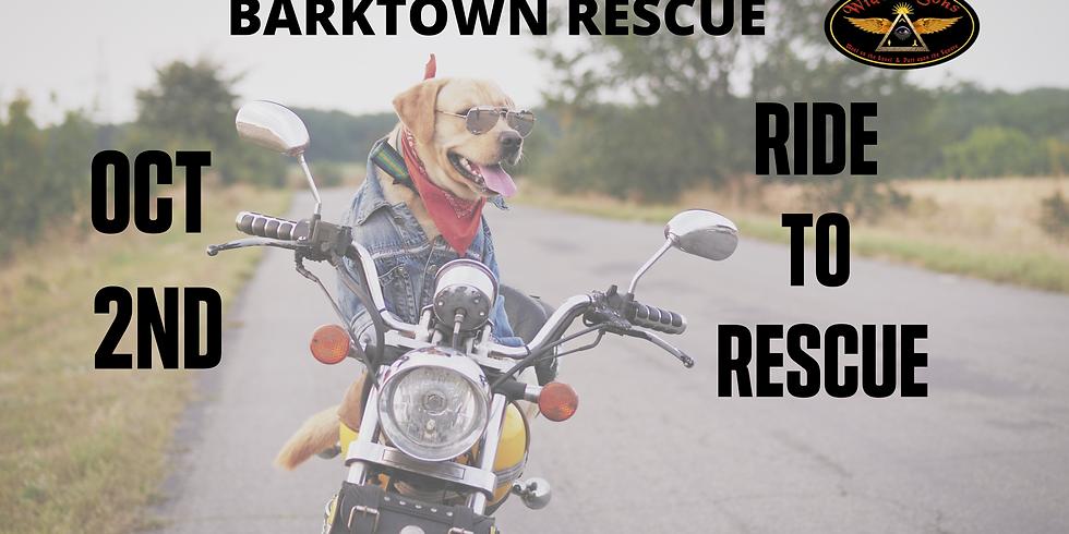 Ride to Rescue Poker Run 2021