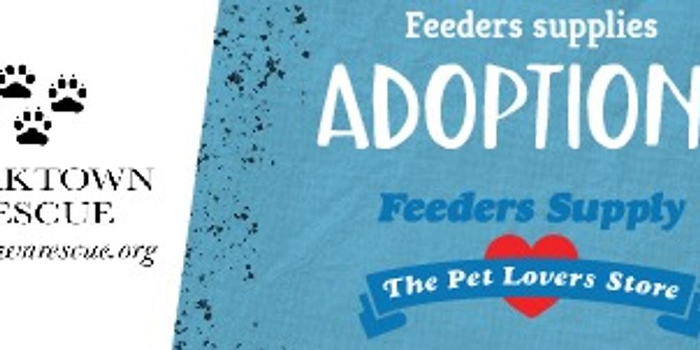 Feeders Supply Adoption Event