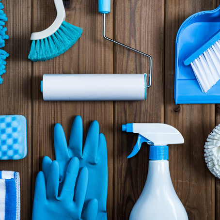 Claim Back Your Home: Spring Cleaning Purge vs. Purchase Guide