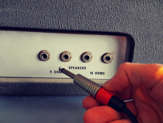 The do's and don'ts of guitar amp impedance