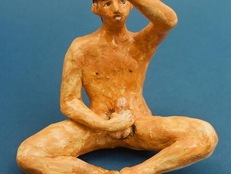 Urara Tsuchiya is the ceramicist making hedonistic sex sculptures