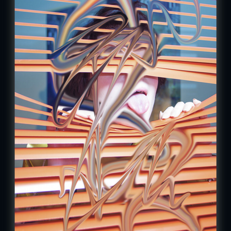 Kenta Cobayashi, blurring the line between digital fantasy and reality