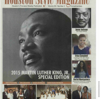 My survival story in the Houston Style Magazine