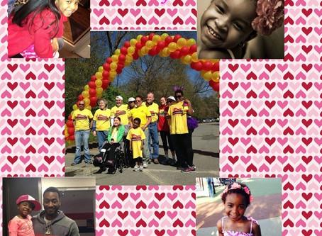 "Team ""Our Miyah"" 2015 Lymphoma Research Foundation Lymphomathon"