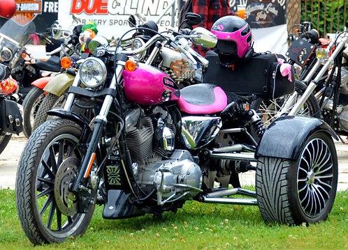 HARLEY DAVIDSON - XL 883R Trike