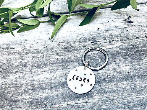 Dog Tag - personalised pet tag
