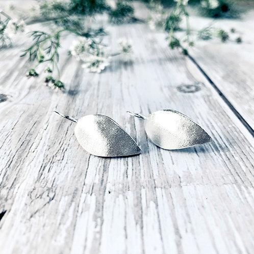 Falling Leaves - hook earrings