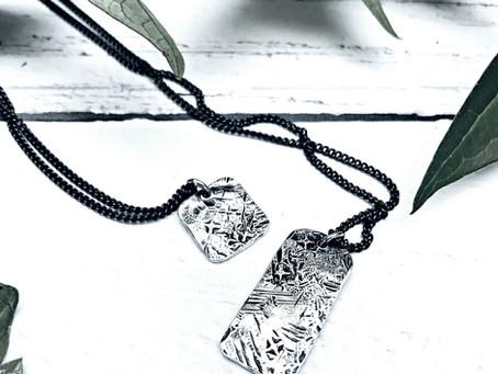 Beautiful personalised jewellery.