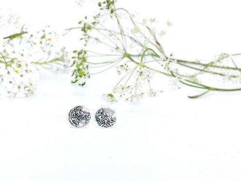 Cow Parsley - botanical earrings