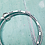 Thumbnail: Two Become One - personalised Silver bangle duo