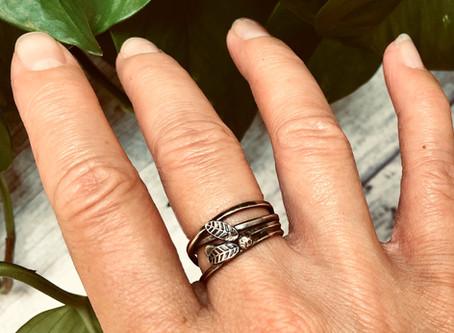 Organic, beautiful jewellery