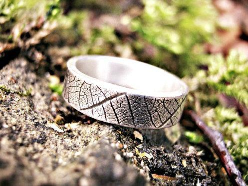 Leaf - nature-inspired jewellery