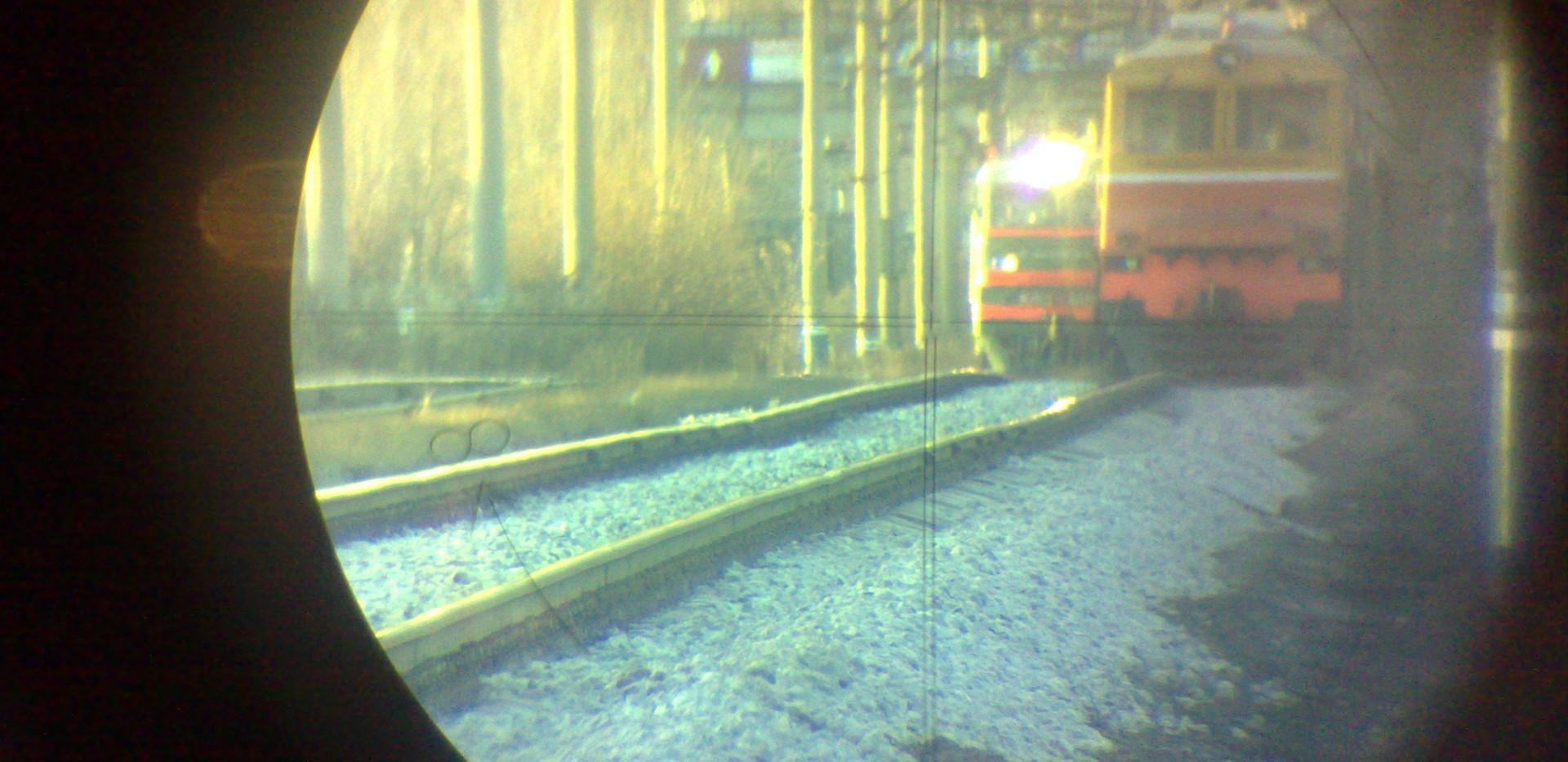 Капитальный ремонт пути на участке Кольцово-Арамль