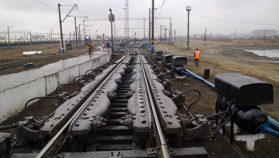 Капитальный ремонт, Тюмень,  сортировочный парк С2 (2010г)