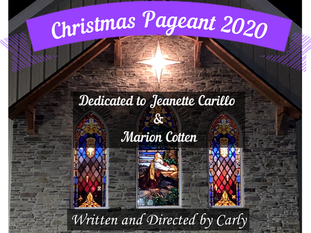 Children's Christmas Pageant 2020