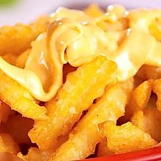 Cheesy Frites