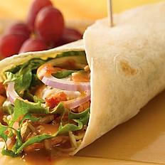 Chicken Bollywood Wrap