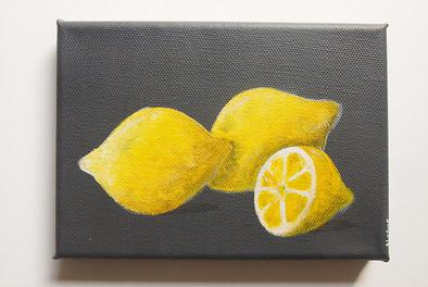 3 citrons