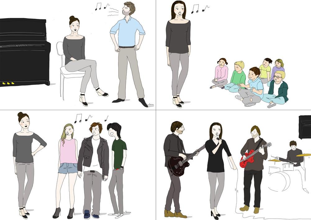 Illustrations site web