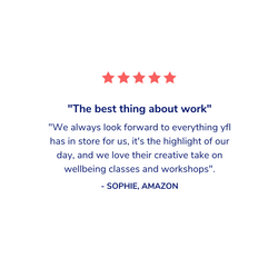 Wellbeing at work review