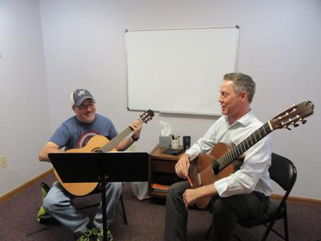 Guitar Program at ISAM